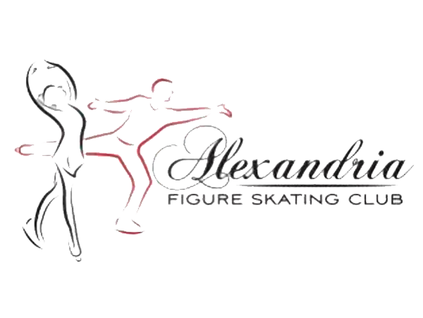 Alexandria MN Figure Skating Club logo